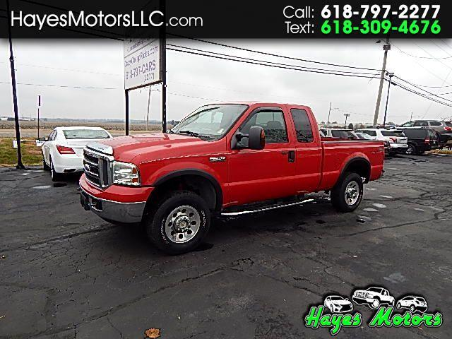 Ford F-250 SD XLT SuperCab 4WD 2005