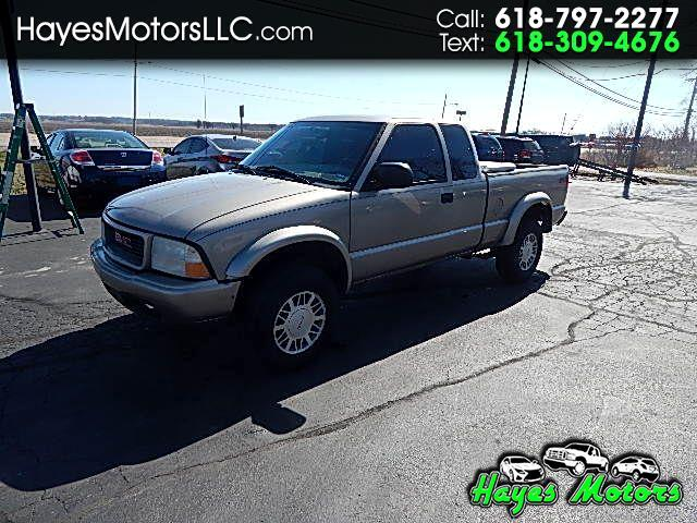 GMC Sonoma SL Ext. Cab Short Bed 4WD 2001