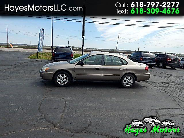 Ford Taurus SES Duratec 2004