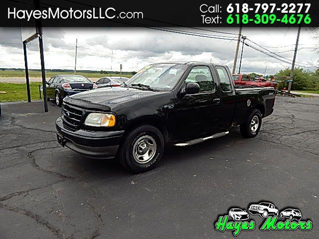 Ford F-150 XL SuperCab 2WD 2003
