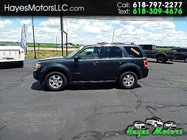 Ford Escape Hybrid Limited 4WD 2010