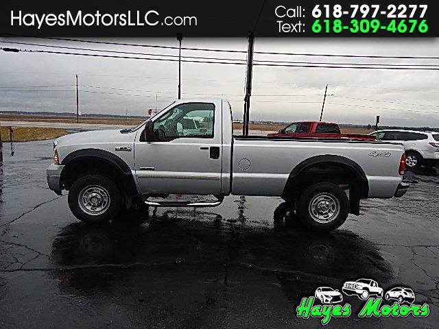 Ford F-250 SD XLT 4WD 2006