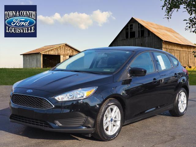 2018 Ford Focus SE Hatch