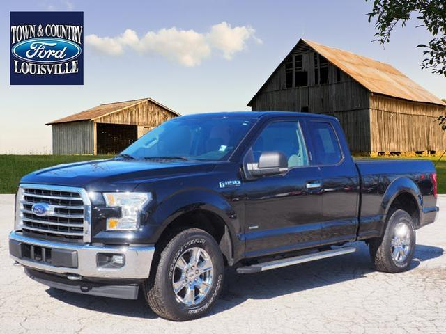 2017 Ford F-150 XL SuperCab 6.5-ft. Bed 4WD