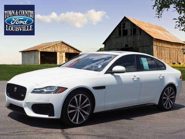 2016 Jaguar XF-Series S AWD