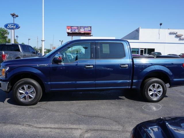 2018 Ford F-150 XL SuperCrew 5.5-ft. Bed 2WD