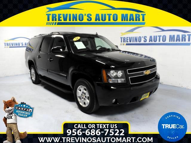 2014 Chevrolet Suburban LT 1500 2WD