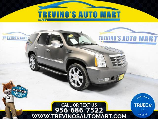 2013 Cadillac Escalade 2WD Luxury
