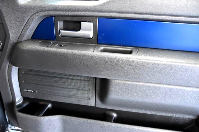 2014 Ford F-150 SVT Raptor SuperCrew 5.5-ft. Bed 4WD