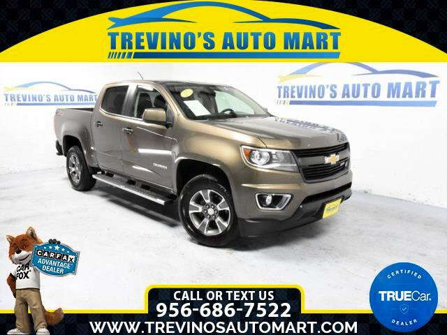 2015 Chevrolet Colorado Z71 Crew Cab 2WD Short Box
