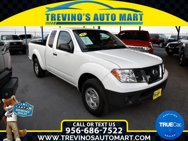 2015 Nissan Frontier S King Cab I4 5MT 2WD