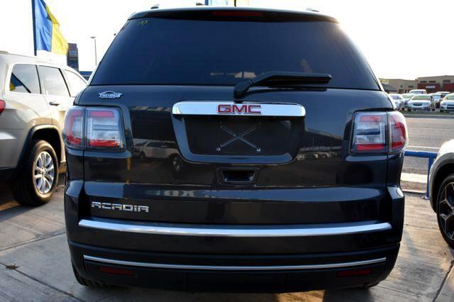 2014 GMC Acadia SLT-1 FWD