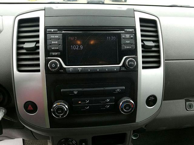 2016 Nissan Frontier SL Crew Cab 5AT 4WD