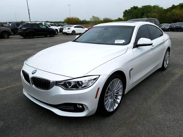 2016 BMW 4-Series Gran Coupe 428i SULEV