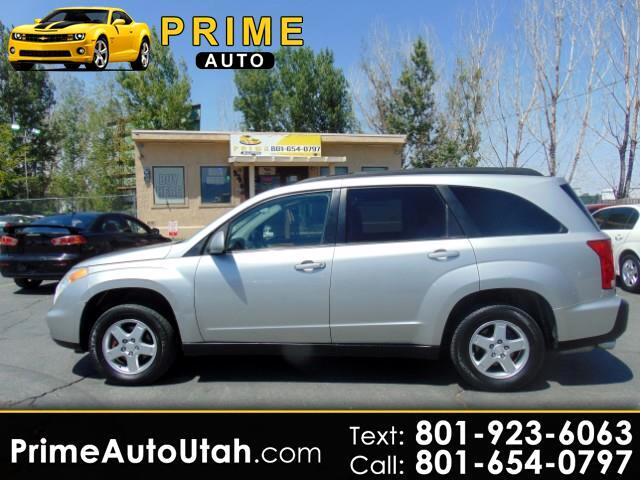 2007 Suzuki XL-7 Luxury with DVD 3-Row 2WD