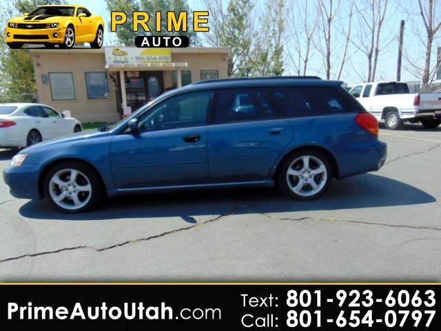 2006 Subaru Legacy Wagon 2.5 i Limited