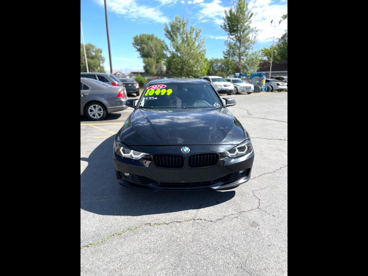 BMW 3-Series 328i Sedan 2014