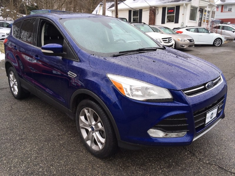 2013 Ford Escape SEL 4WD