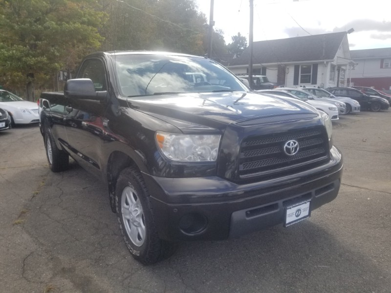 2007 Toyota Tundra Regular Cab LB 5AT 4WD