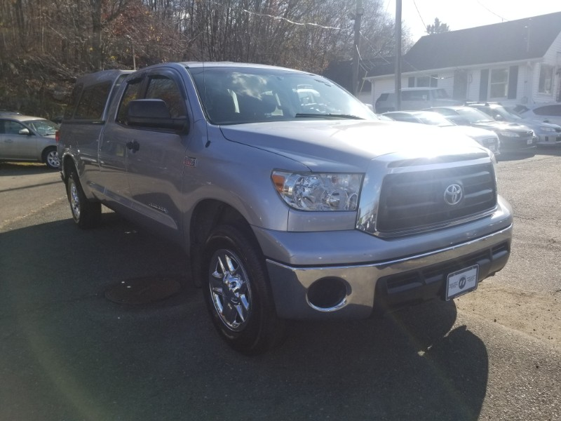 2010 Toyota Tundra Tundra-Grade 5.7L Double Cab Long Bed 4WD