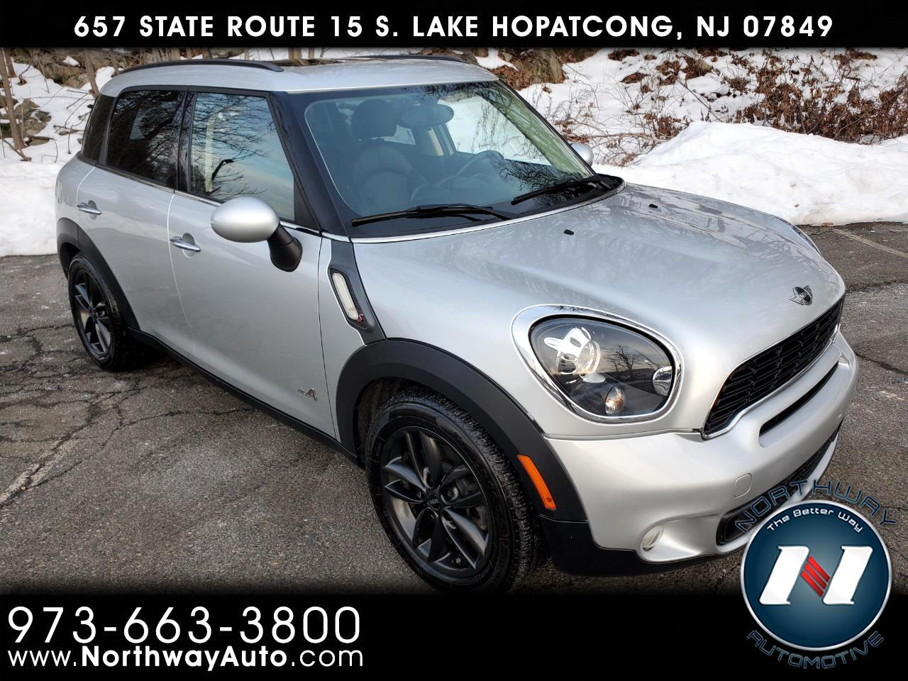 2012 MINI Countryman Cooper S ALL4