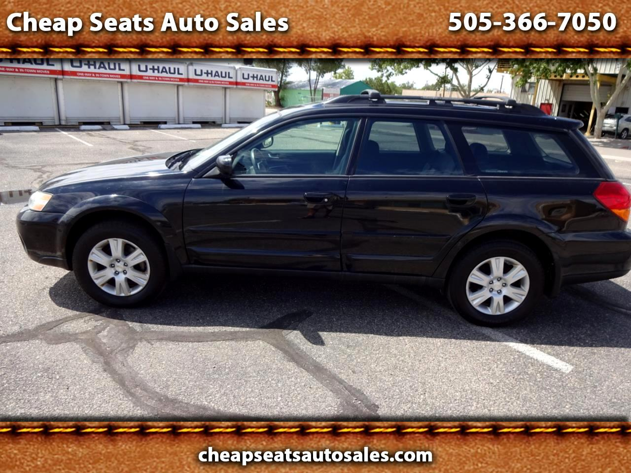 Subaru Outback 2.5i Limited Wagon 2005