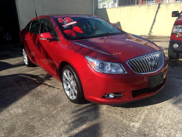 2013 Buick LaCrosse Touring