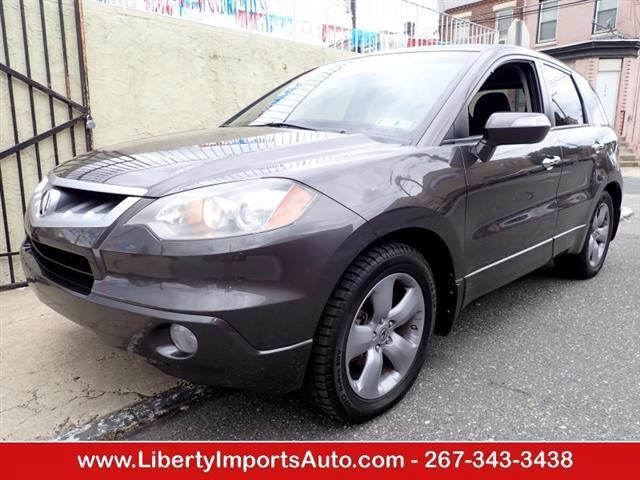 2009 Acura RDX 5-Spd AT with Technology Package