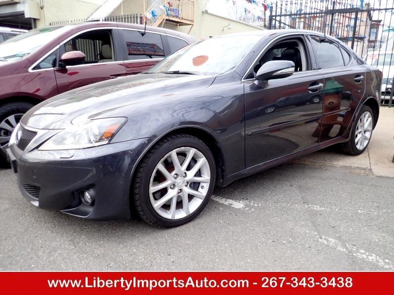 Lexus IS IS 350 AWD 2011