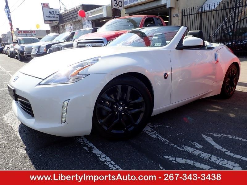 2015 Nissan Z 370Z Roadster Touring 7AT