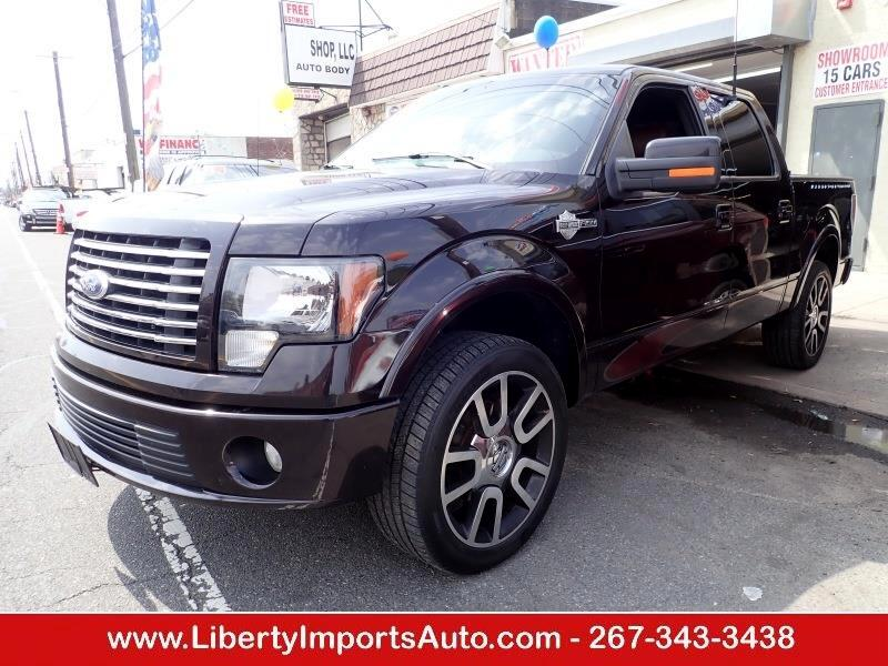 2010 Ford 150 XL SuperCrew 5.5-ft. Bed 4WD