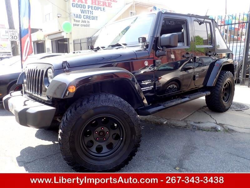 2009 Jeep Wrangler Unlimited Unlimited Sahara 4WD