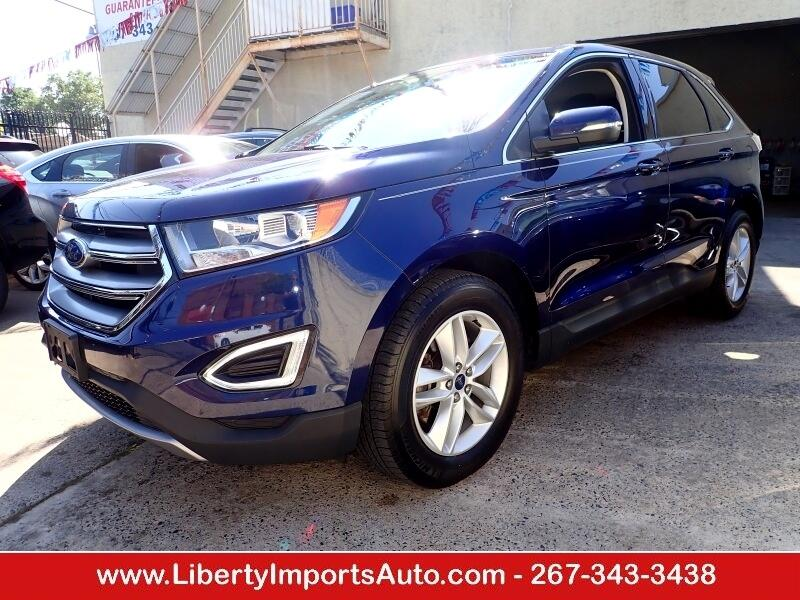 Ford Edge SEL AWD 2016
