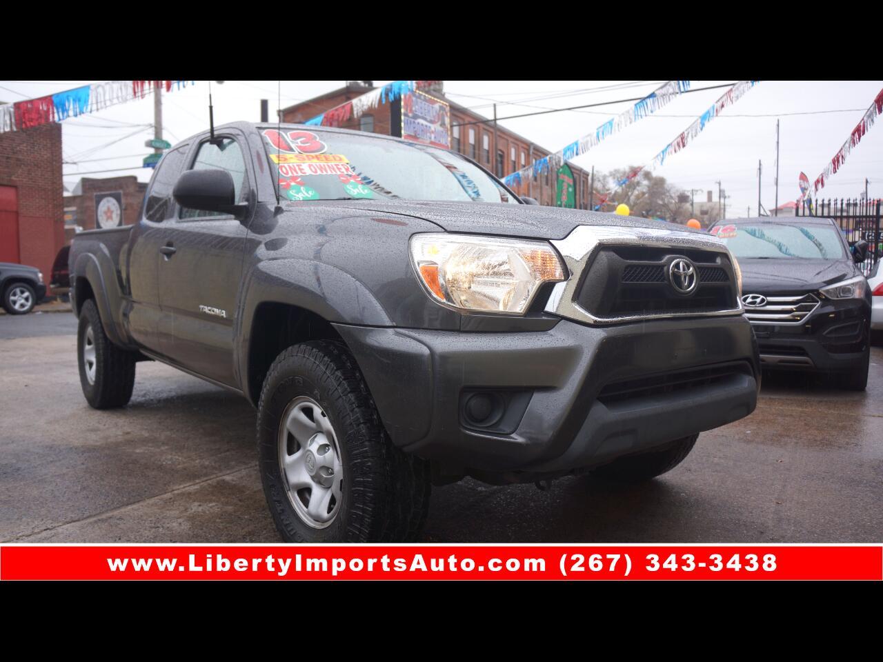 Toyota Tacoma Access Cab 4WD 2013