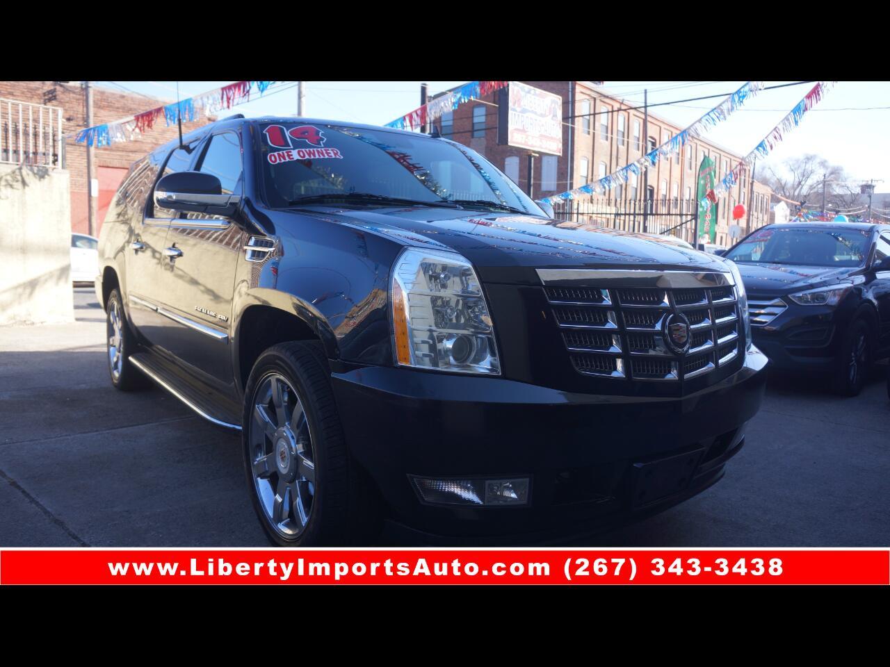 Cadillac Escalade ESV AWD Luxury 2014