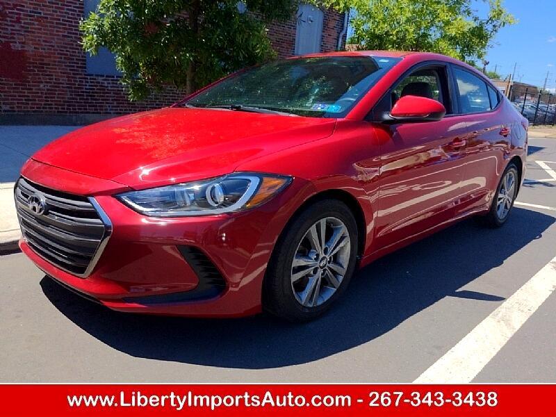 Hyundai Elantra SE 2.0L Auto PZEV (Alabama) *Ltd Avail* 2017
