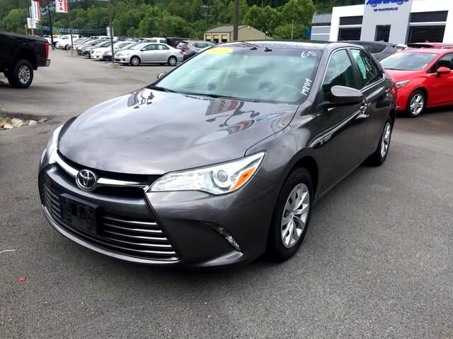 2016 Toyota Camry XLE