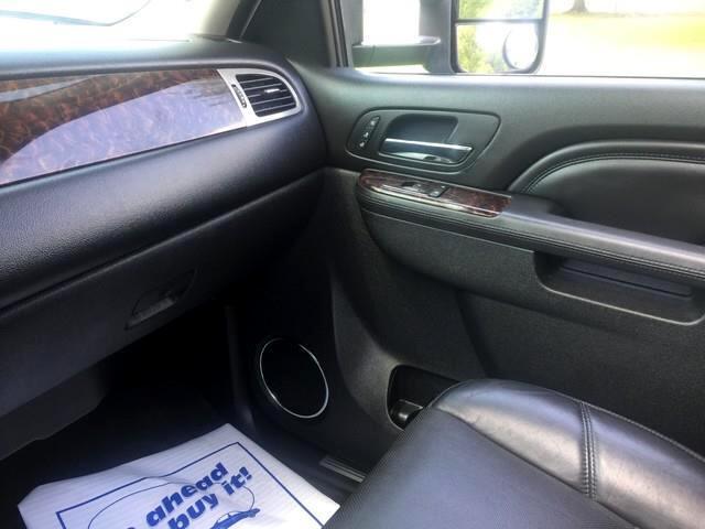 2013 GMC Sierra 2500HD Denali Crew Cab 4WD