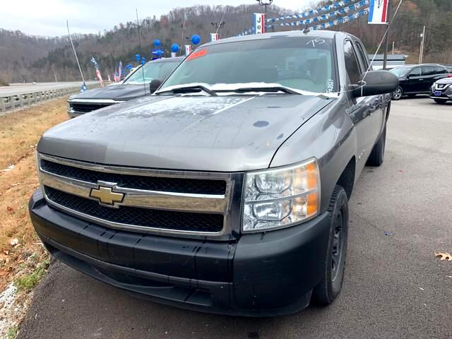 2008 Chevrolet Silverado 1500 Work Truck Ext. Cab Long Box 2WD