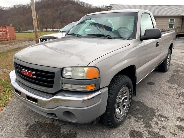 2005 GMC Sierra 1500 Work Truck Long Bed 4WD