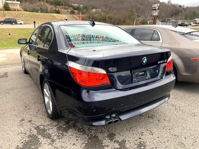 2007 BMW 5-Series 530xi