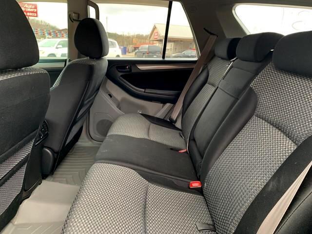 2009 Toyota 4Runner SR5 4WD V6