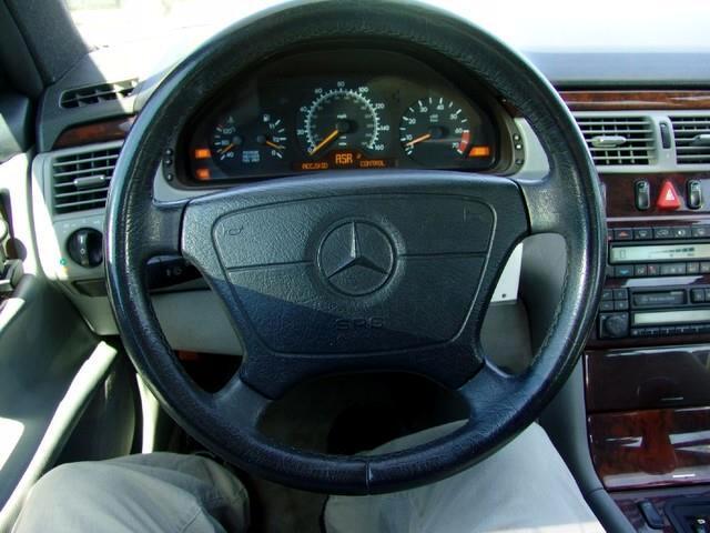 1997 Mercedes-Benz E-Class E420