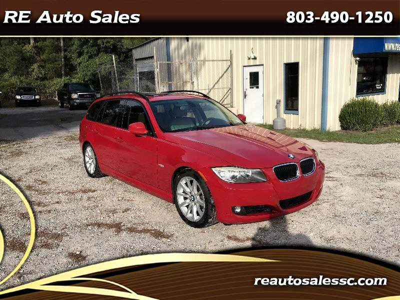2009 BMW 3-Series Sport Wagon 328i