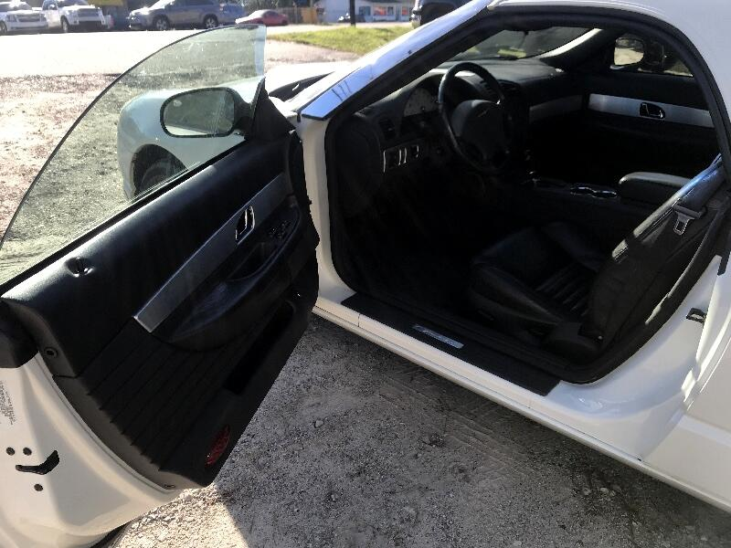 2002 Ford Thunderbird 2dr Conv w/Hardtop Premium