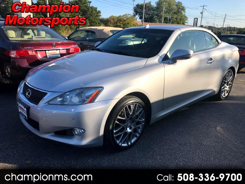 Lexus IS C IS 250C 2010