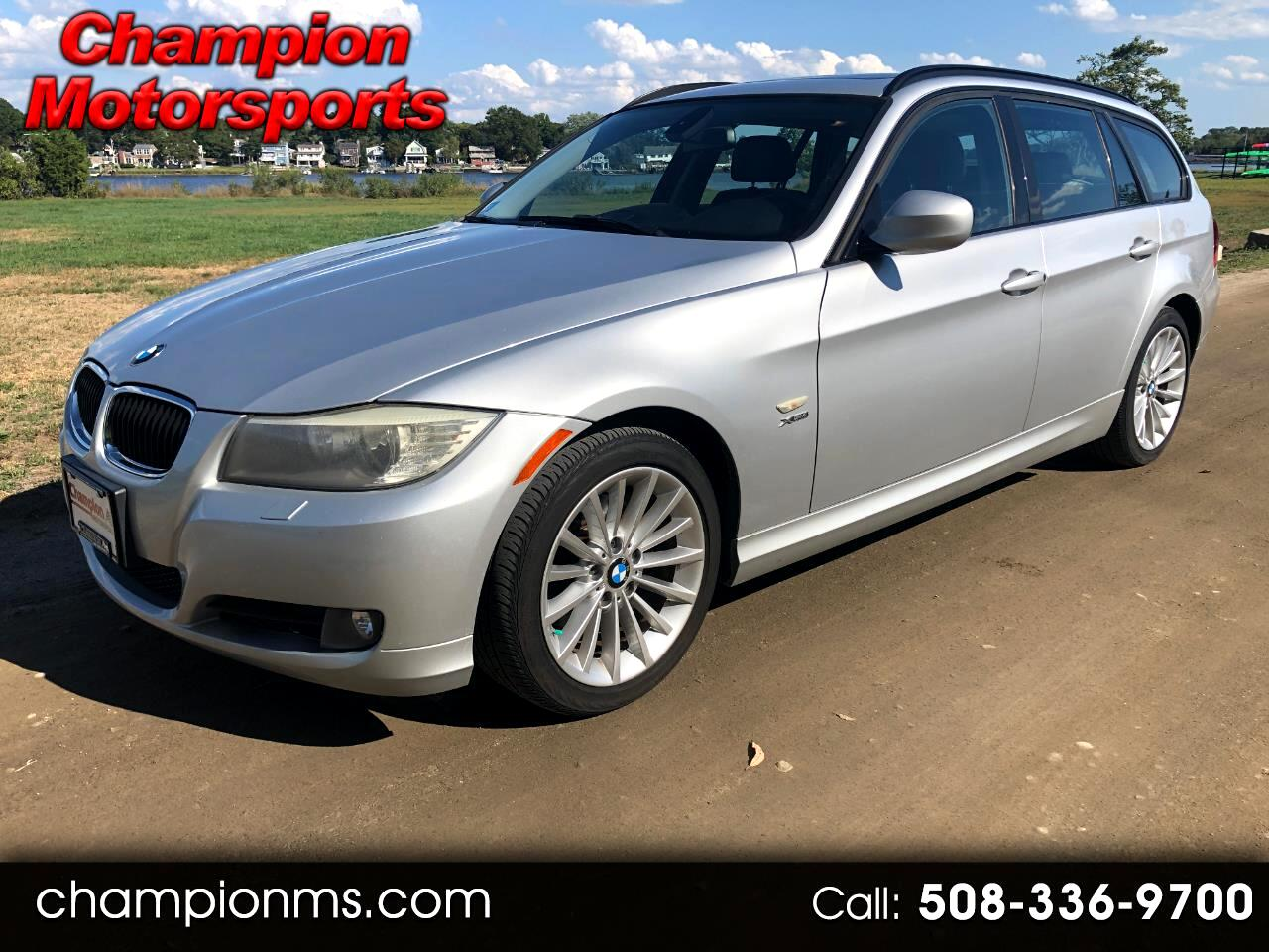 BMW 3-Series Sport Wagon 328i xDrive 2012