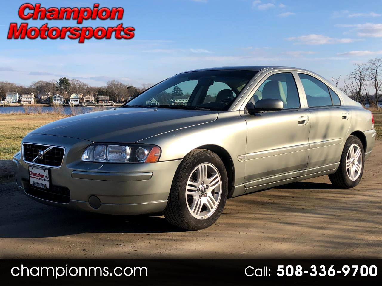 Volvo S60 2.5L Turbo 2006