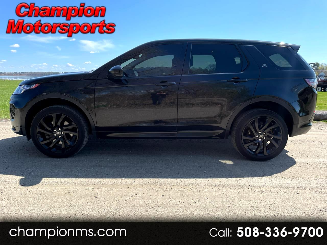 Land Rover Discovery Sport HSE 286HP 2018