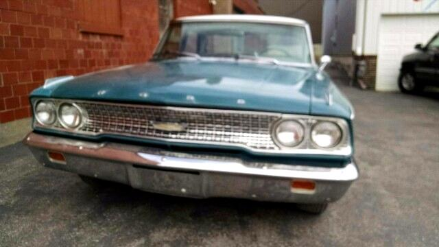 1963 Ford Galaxie 500 Base